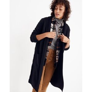 Madewell Camden Sweater-Coat